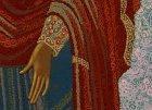 "Picture fragment – ""The Intercession of the Theotokos""."